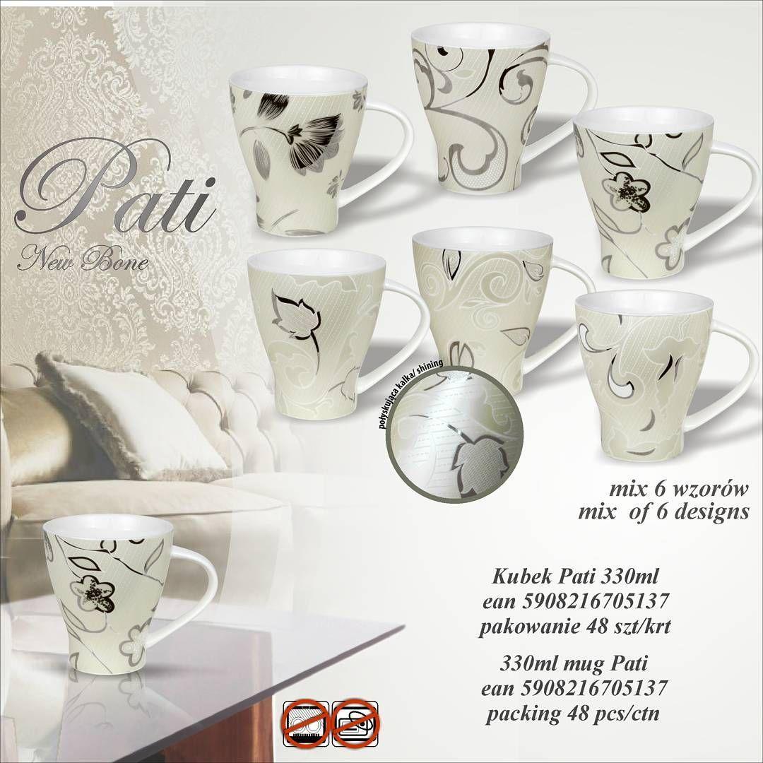 Kubek Mug Pati Newbone Shining Kawa Caffe Cafe Kubekkawy Piekne Cudowne Dziendobry Goodmorning Poranek Porcelanaveroni Vero Mugs Glassware Pati