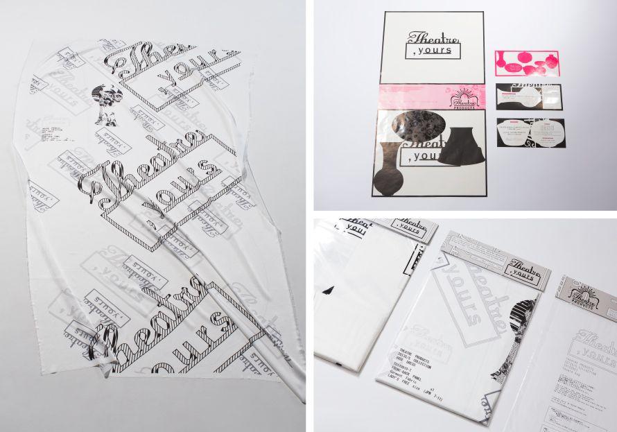 kigi taste girly media material flyer typography logo layout layout colour colour