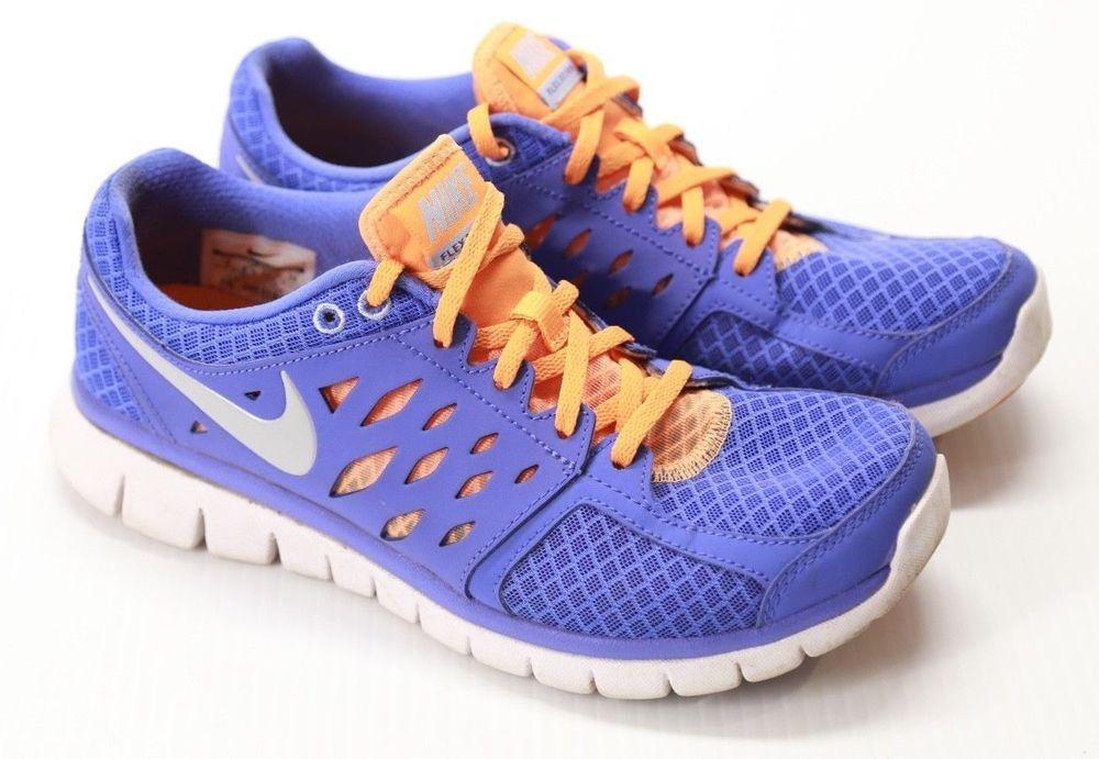 Hipócrita Agnes Gray Litoral  Nike Women's Flex 2013 Run Athletic Sneakers Fitsole Shoes Size 9 #Nike  #RunningCrossTraining | Nike women, Sneakers, Nike