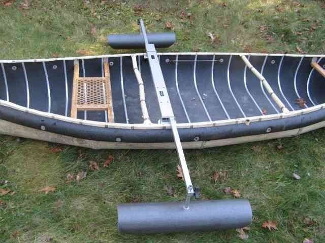 how to make kayak stabilizers