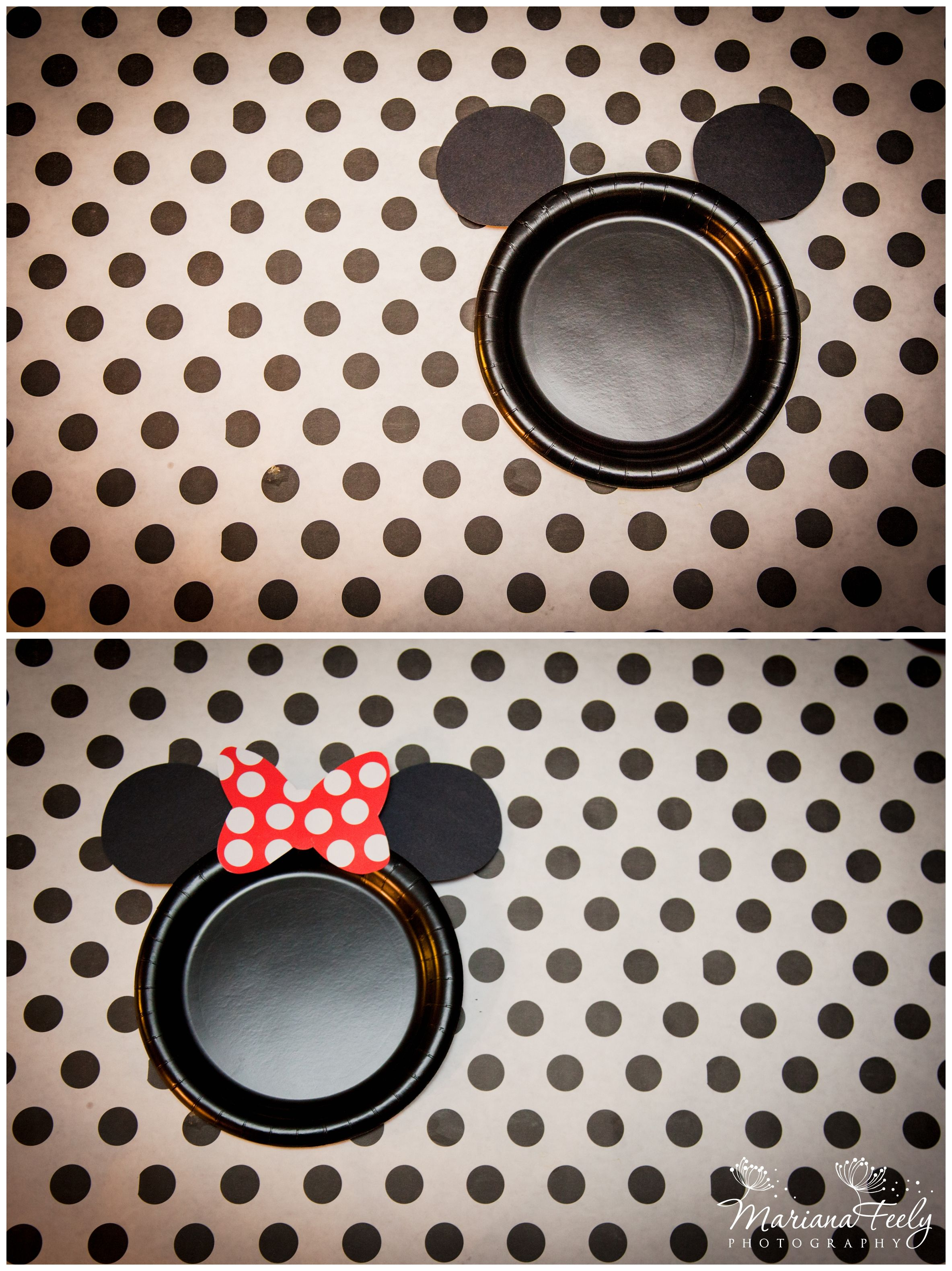 Mickey Mouse Party Ideas Pops Birthday Plates Marianafeely