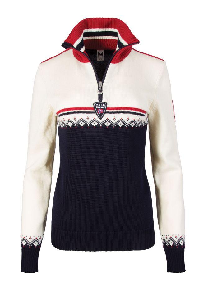 Dale of Norway Womens Lahti Feminine Sweater
