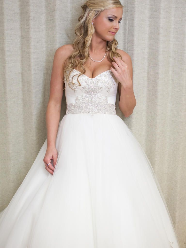 40++ Princess ball gown wedding dress with bling info