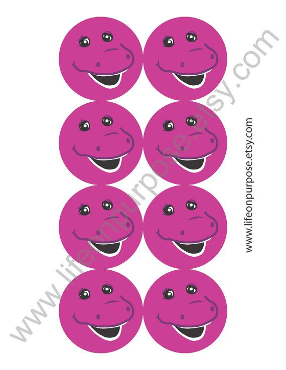 Barney Birthday Pictures Free Printable Barney Coloring Pages