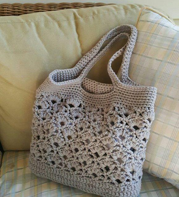 Daisy Fields Market Tote Crochet Pattern Daisy Field Free Crochet