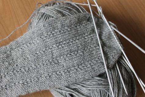 Photo of Sehr schönes schlichtes Muster Mama in Vollzeit: Socken Nr.2
