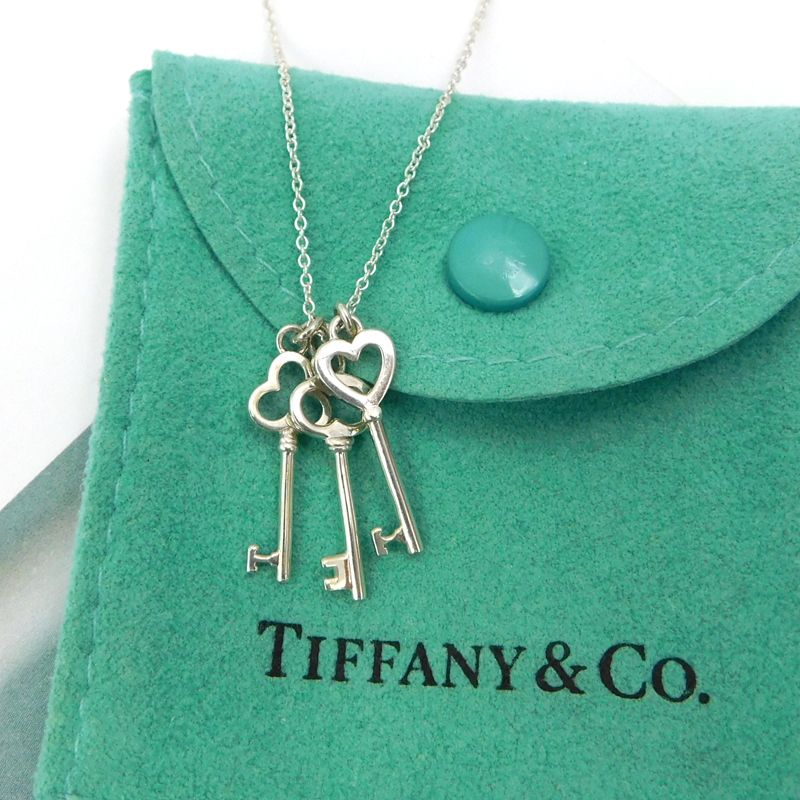 Tiffany Co Jewelry At The Jewelry Box Of Lake Forest Key Pendant Necklace Tiffany Key Tiffany