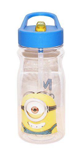 Water Bottle BPA FREE Despicable Me 2 Minions 25-oz