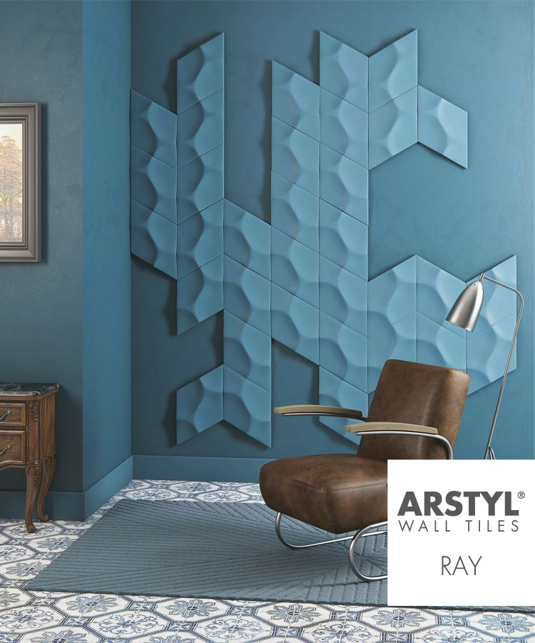 Decorative Wall Tiles For Living Room Arstyl® Wall Tiles Ray #livingroom  Wall Tiles  Pinterest  Wall