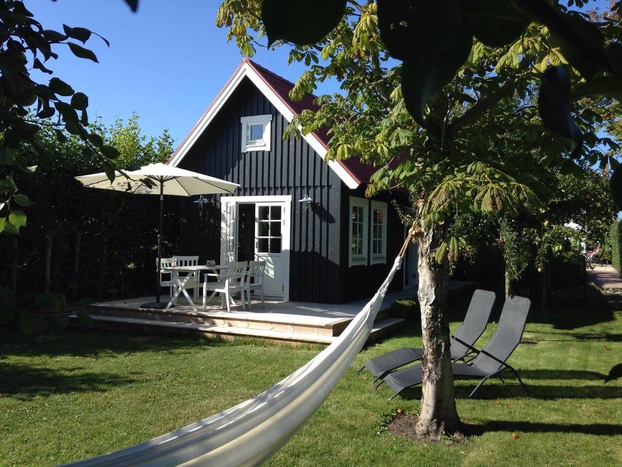 Huisje van Hout in Aagtekerke Kleine Häuser zur Miete in