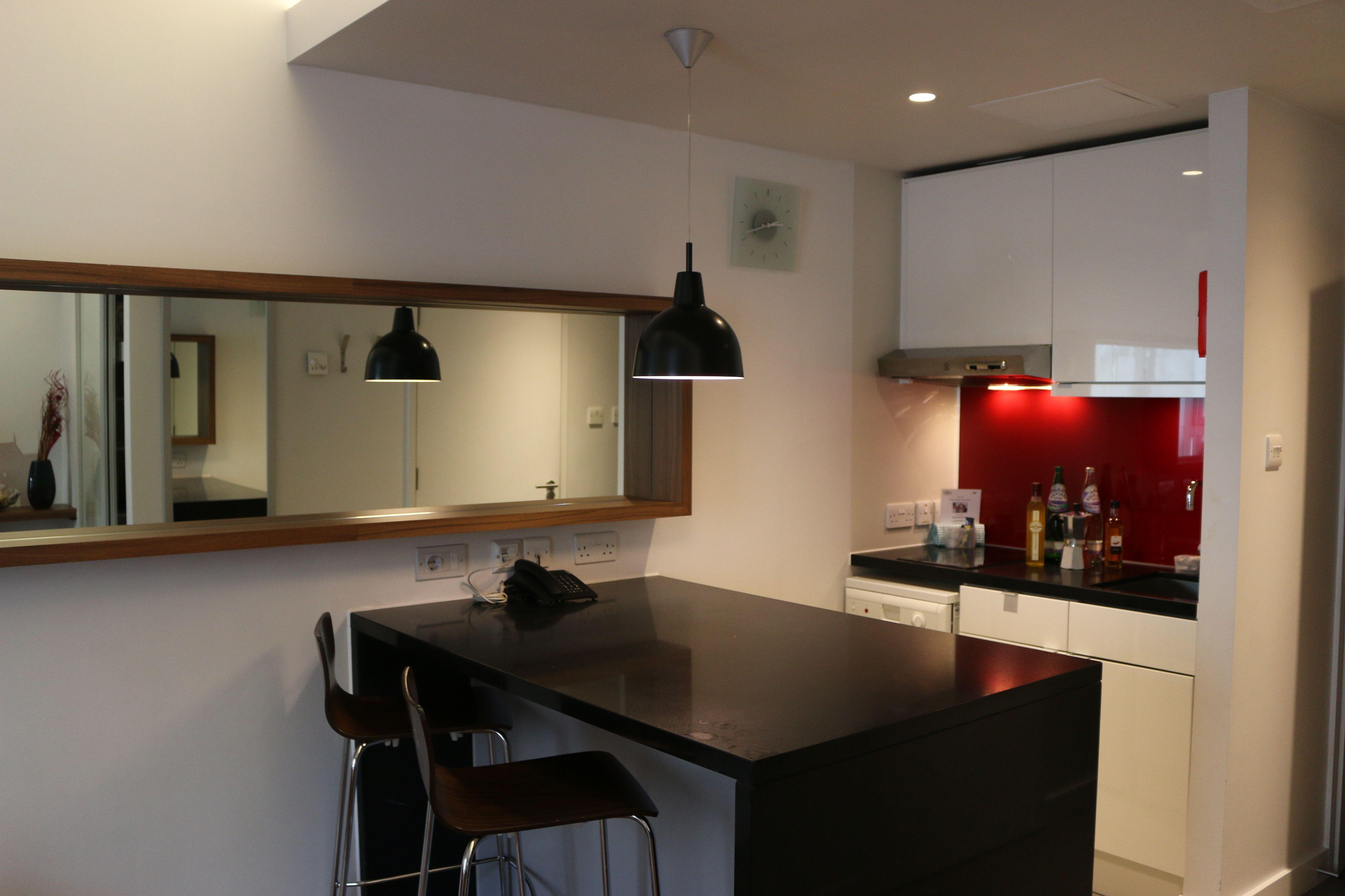 Citadines Prestige Holborn Studio Club Home decor, Kitchen