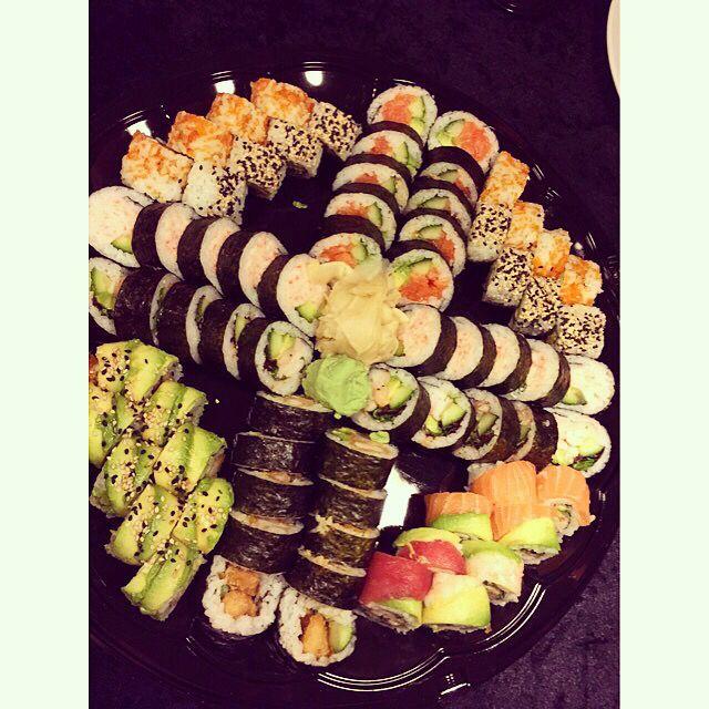 #sushi #inspo #foodporn #læks #fish
