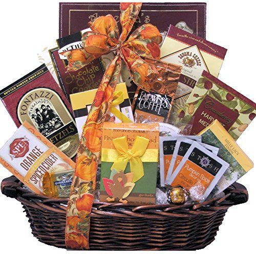 Plentiful Gourmet Wishes: Gourmet Thanksgiving Gift Basket - http://mygourmetgifts.com/plentiful-gourmet-wishes-gourmet-thanksgiving-gift-basket/