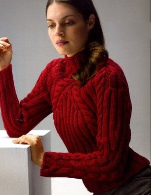 теплые вязаные кофты вязание Knitting Patterns Tricot и Sweaters