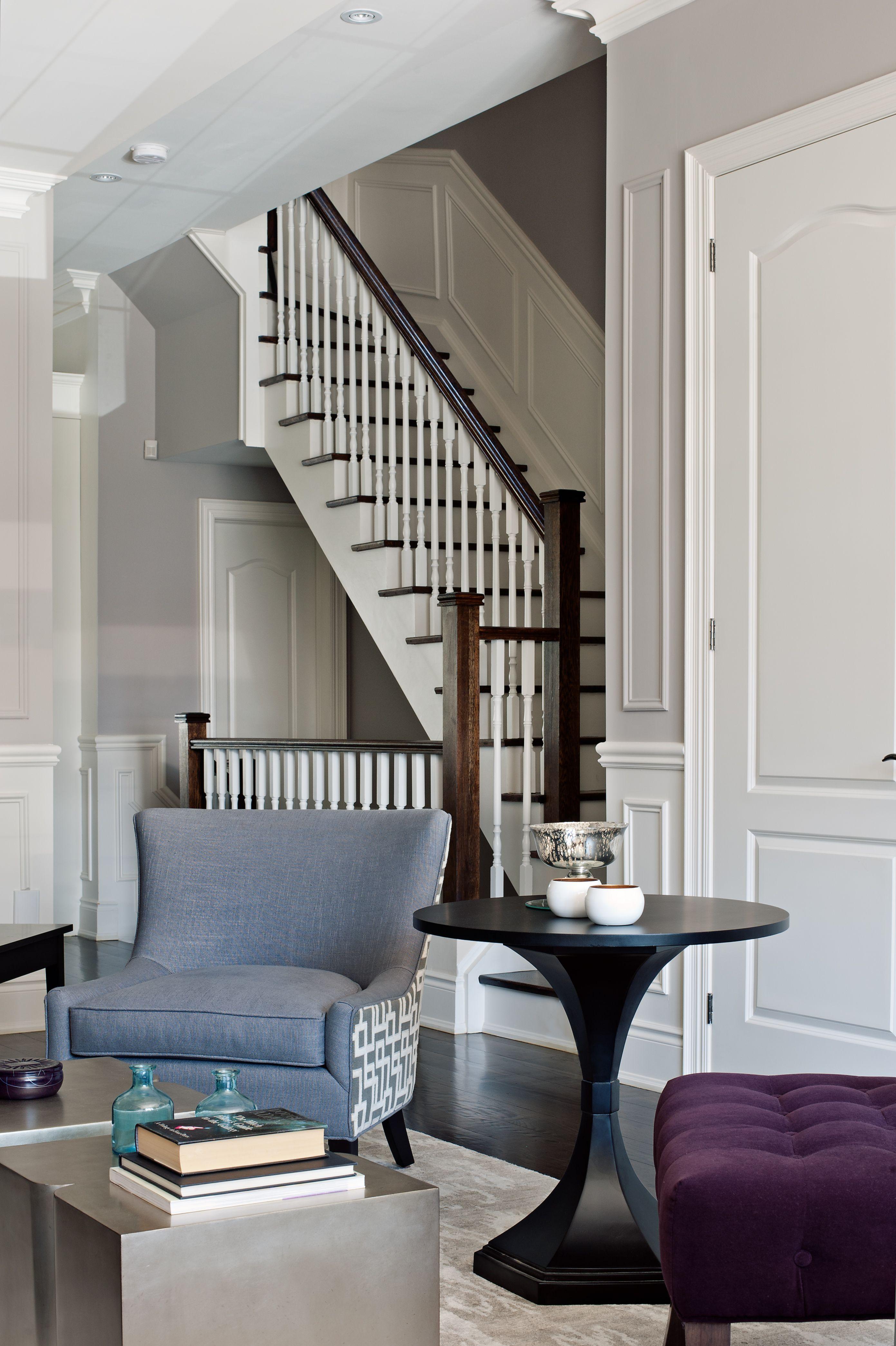 Contemporary Living Room Designed By Elizabeth Metcalfe Interiors & Design