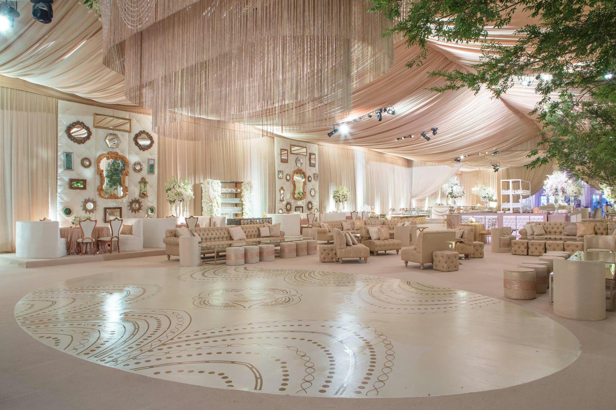 Over the top wedding decorations  Pin by Miranda Johnson on wedding receptions  Pinterest  Weddings