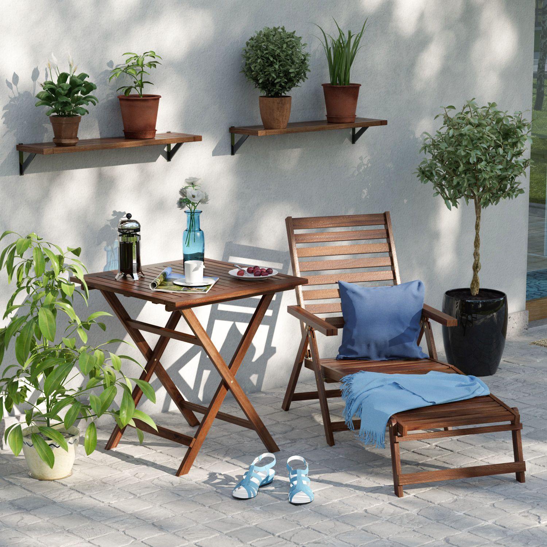 Liegestuhl Mimo Ii Gartentisch Gartentisch Holz Klappbar