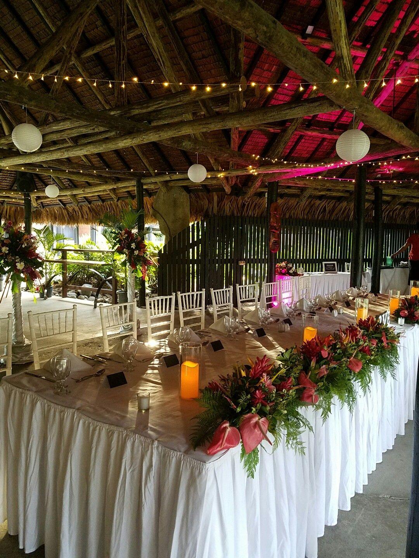 coco palms with tiffany chairs sheraton weddings fiji