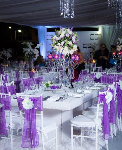 Mesa Principal Boda M y F Decoraciones Pinterest Bodas and Wedding
