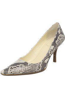 d57a4675722 Calvin Klein Womens Dolly Classic Dress Pump in Snakeskin | Fashion ...