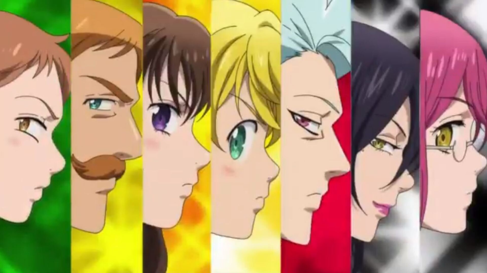 The Opening For The Seven Deadly Sins Wrath Of The Gods Has Many Fans Unimpressed Geektyrant Seven Deadly Sins Anime Anime Seven Deadly Sins