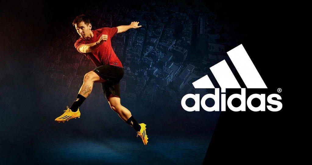 l'ambassadeur Adidas football Lionel Messi, 5 fois ballon d'or #adidas #lionelmessi #football