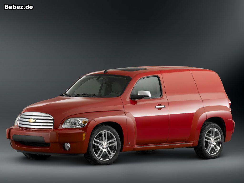 Chevrolet Hhr Panel Chevrolet Chevy Hhr Chevrolet Usa