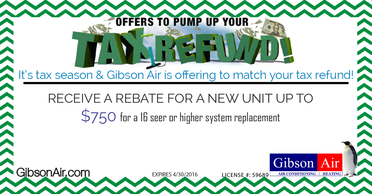 Pin by Gibson Air Conditioning & Heating on HVAC Coupons