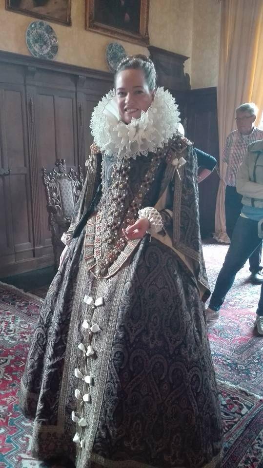 Renaissance Spanish Gowns