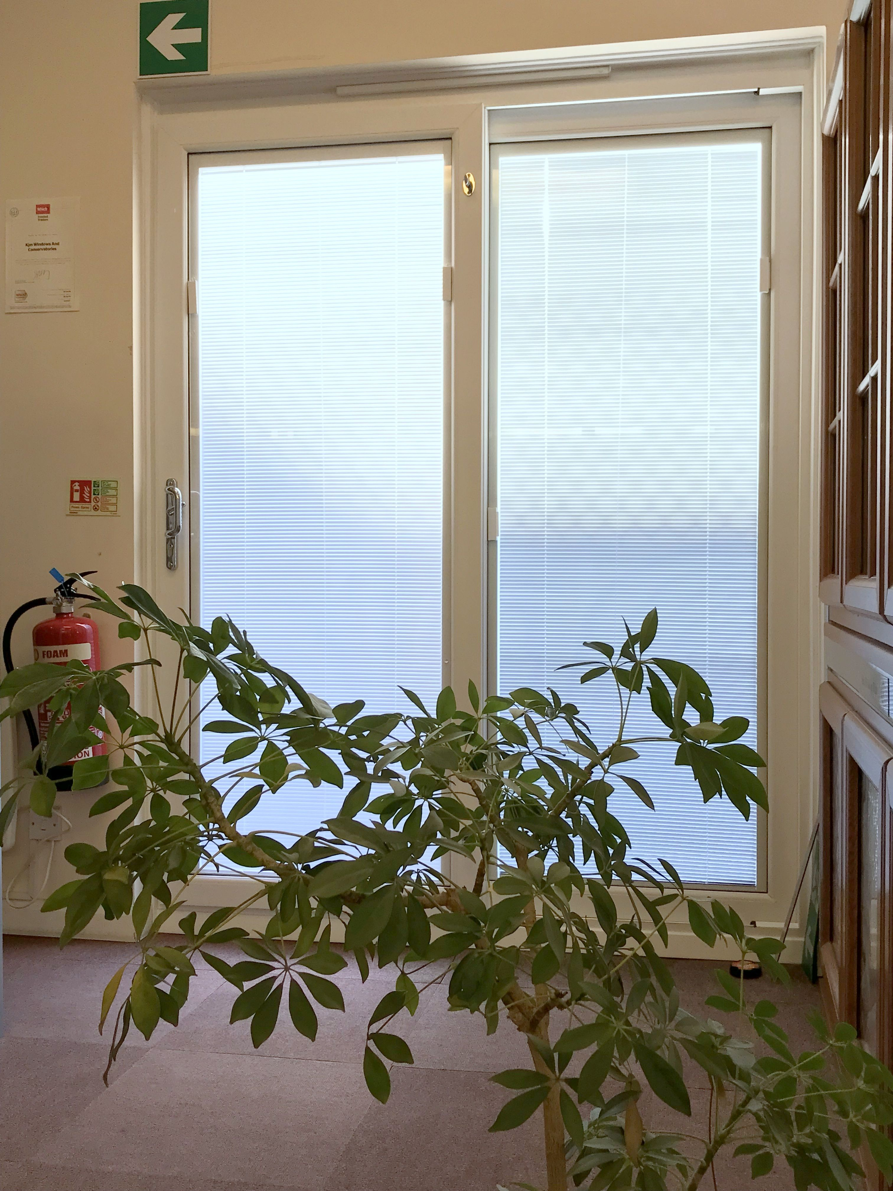 Pin By Kjm Windows Doors Cons On Integral Blinds Blinds Double Glazing Decor