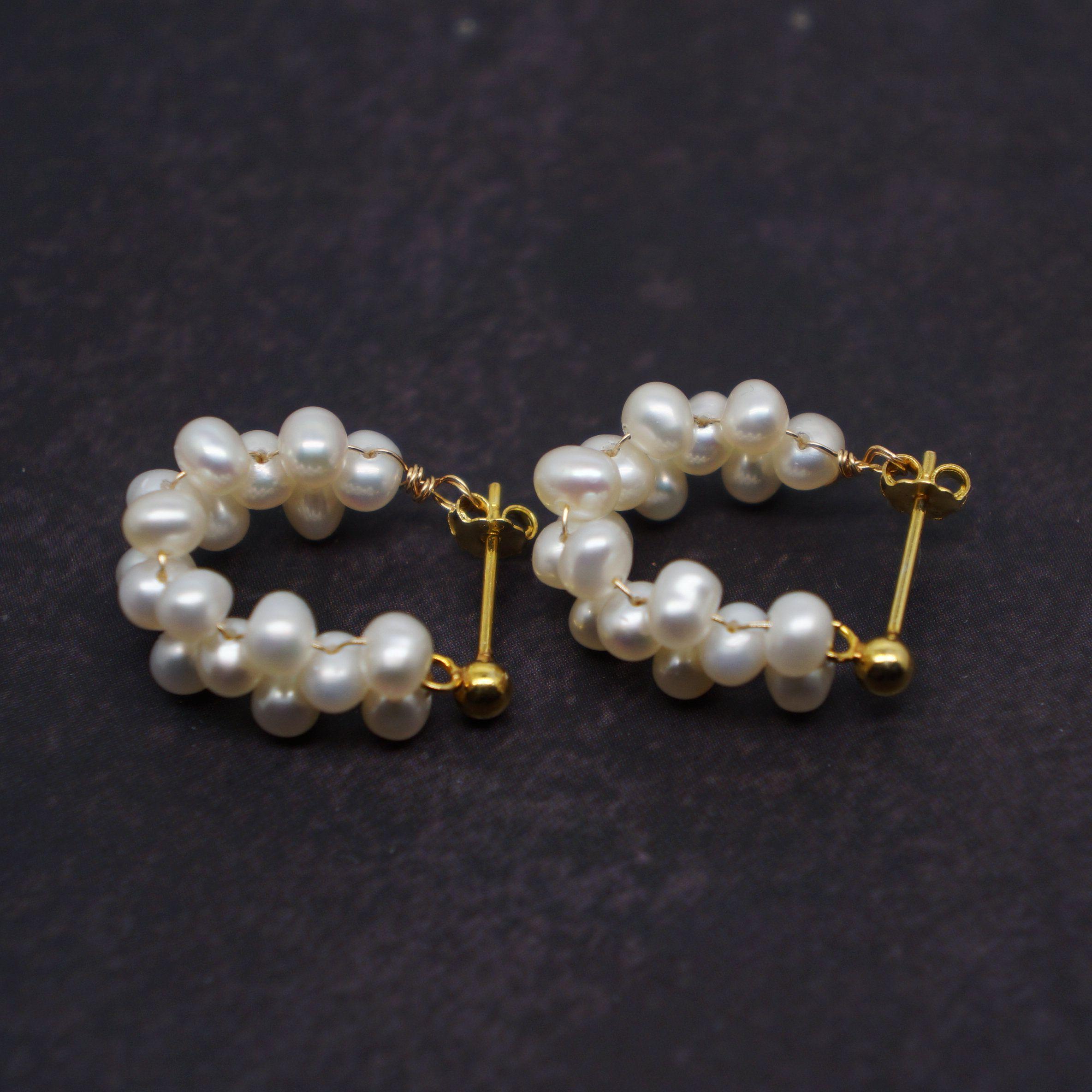 Cuentas de vidrio 130 unidades de 6 mm de color rosa Matt gefrostet óptica perlas joyas 174