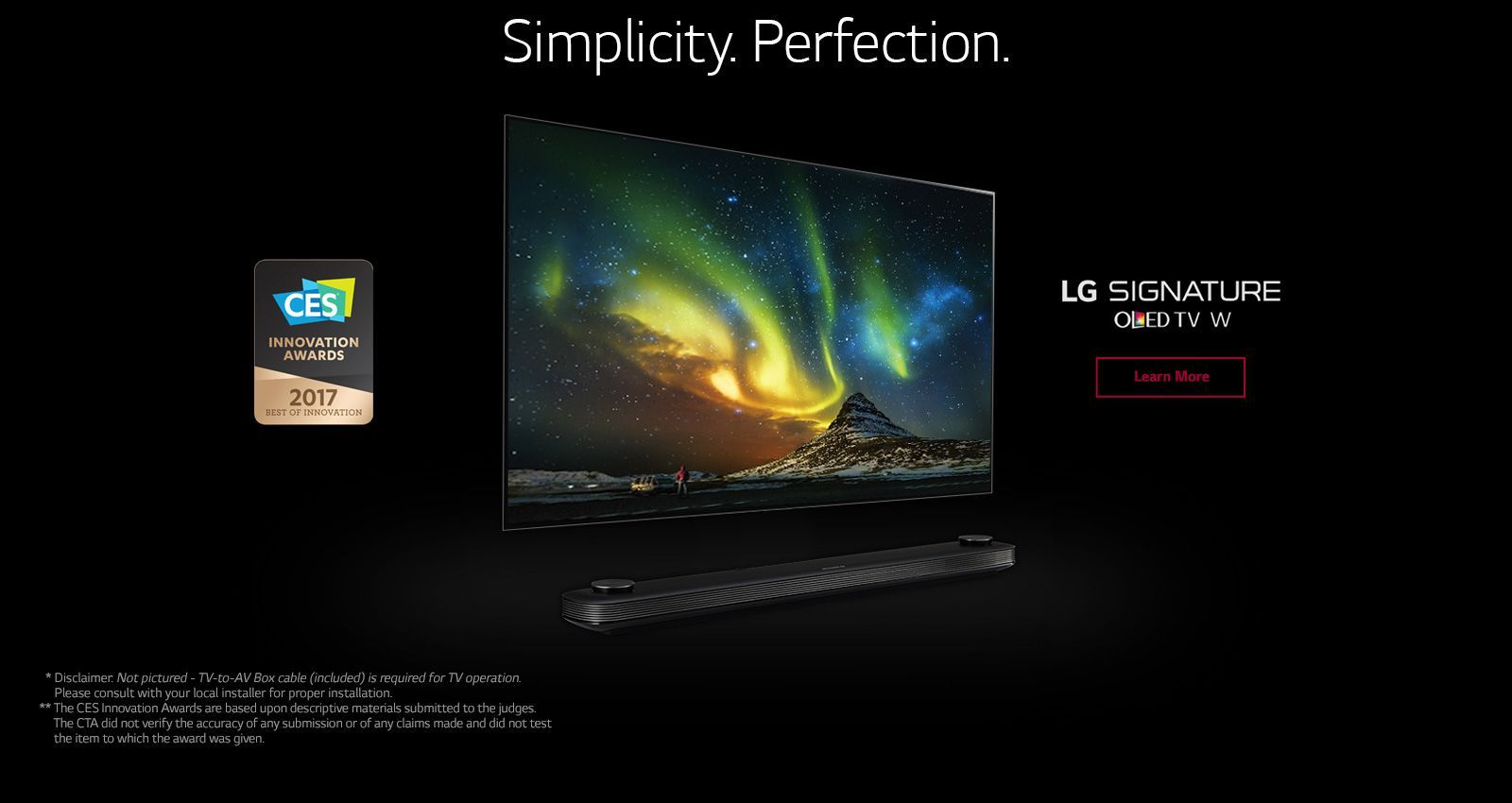 OLED TV: Discover LG's Curved & Flat OLED TVs | LG USA | Curved TVs