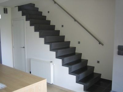 Design interieur conceptbeton escaliers pinterest for Escalier interieur design