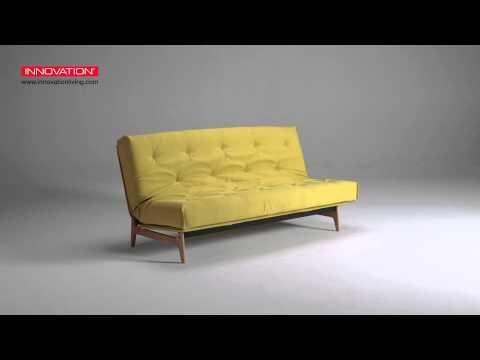 Innovation Living Soft Spring Aslak Sofa Bed How To Make Sofa