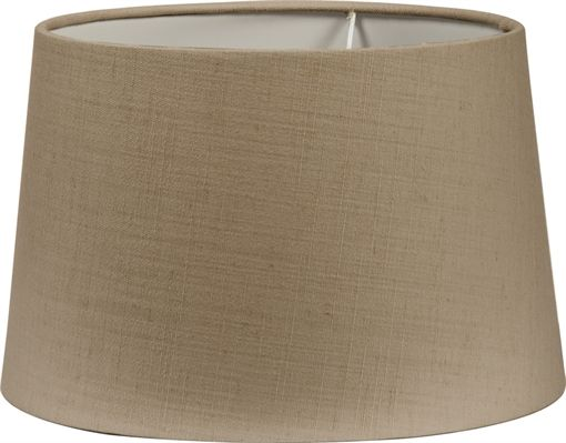 Neptune variety of colours and sizes an elegant and simple lampshade in neutral parchment