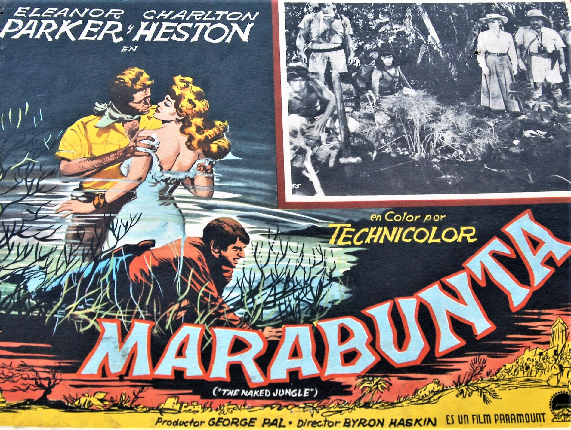 Pin on Mexican Movie Lobby Cards