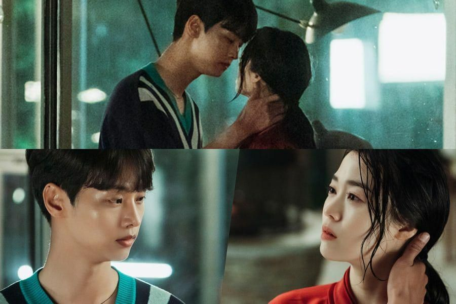 """Cha Hak Yeon And Jung Yi Seo Get Up Close And Personal In """"Mine"""""""