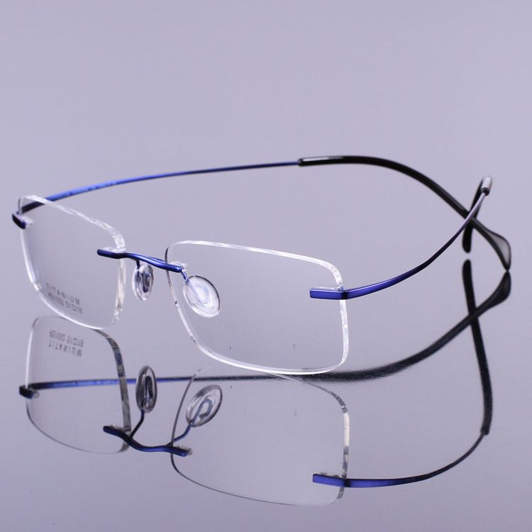 mens retro rimless glasses ready to wear | Global Business Forum ...