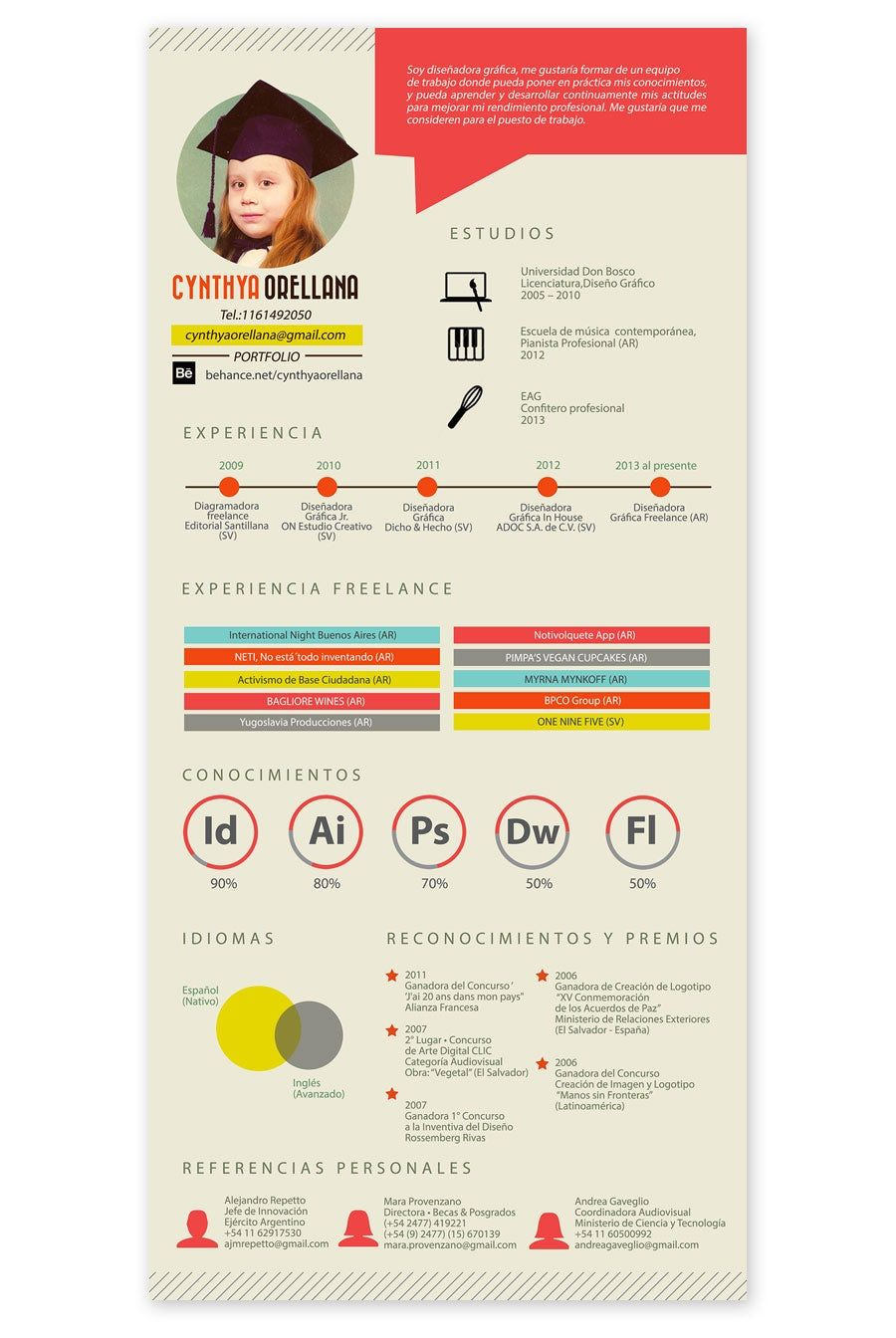 10 resume designs thatll make you want to update yours