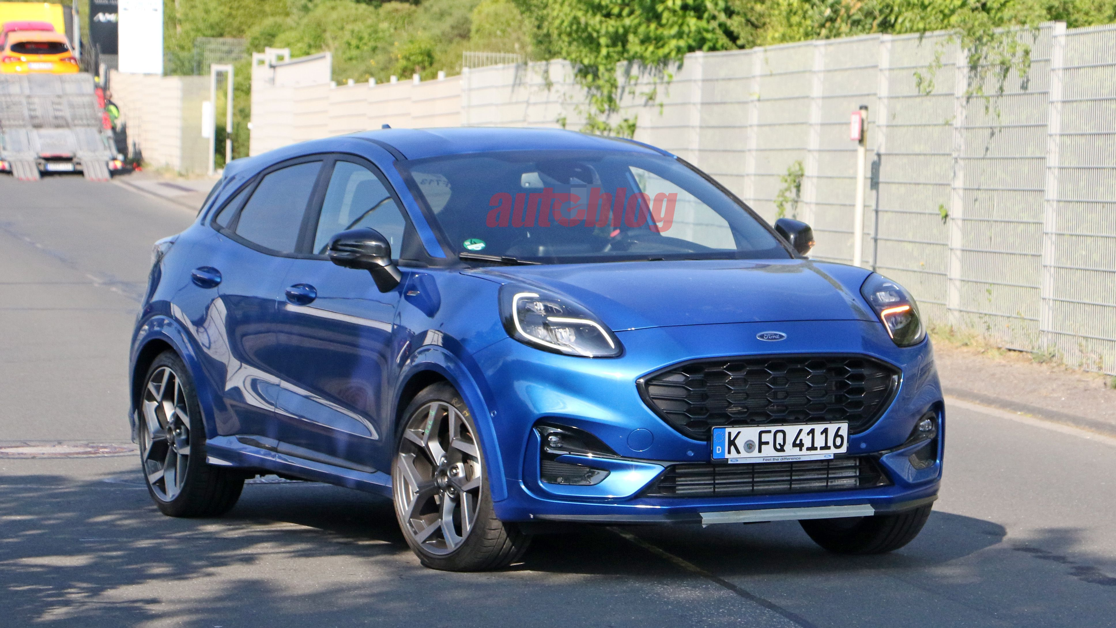 Ford Puma St Line X 2020 Full Review Is This The Ford