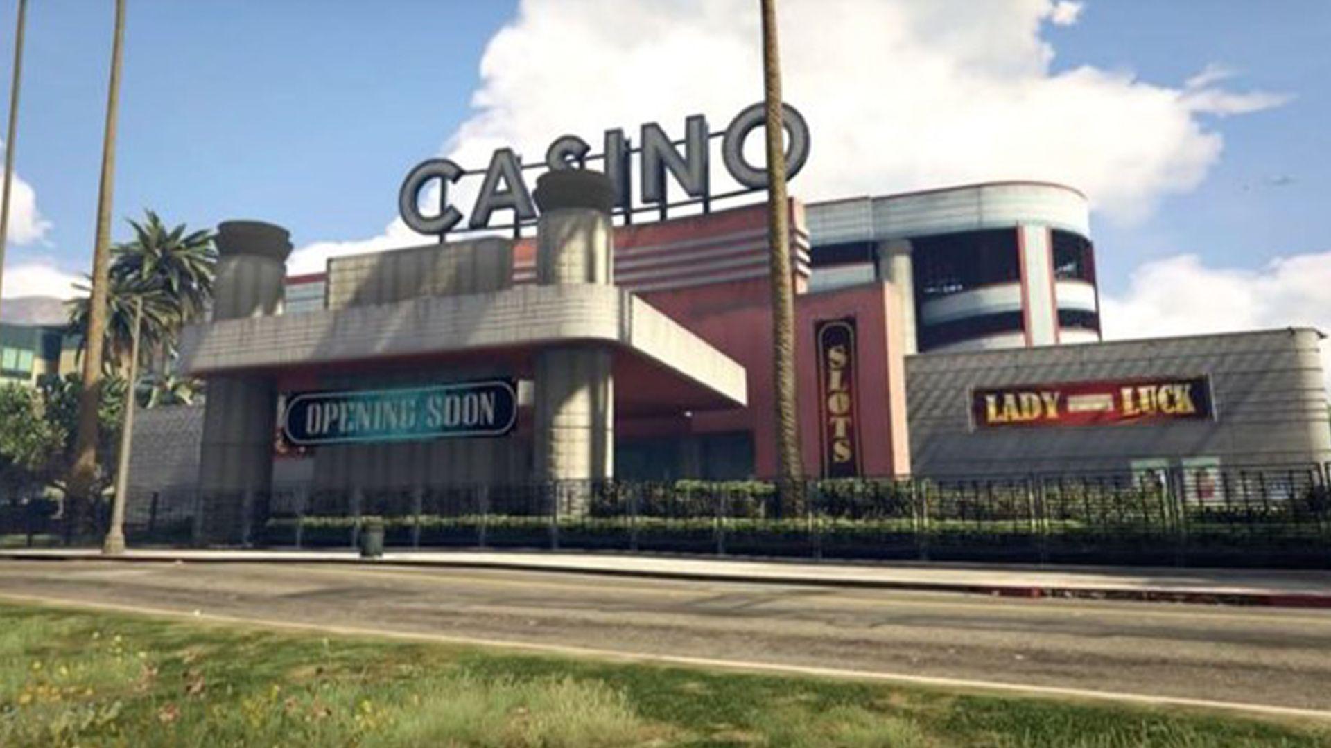 Casino Gta 5