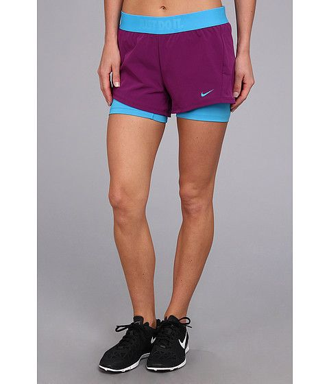Nike Circuit 2-In-1 Woven Short