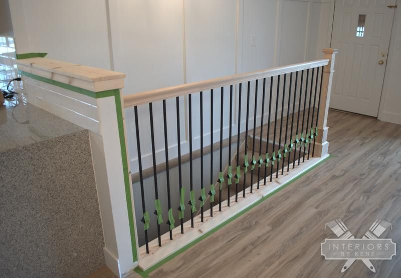 Banister Shenanigans   Stair railing design, Banisters ...