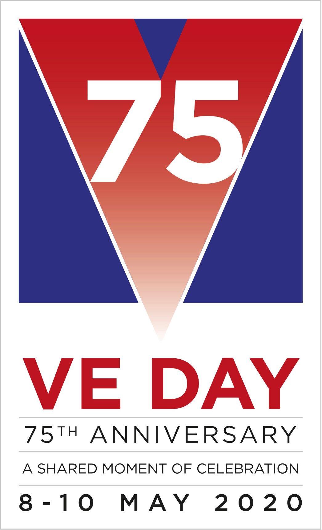 Home - VE Day 3  Party invite template, Victory in europe day