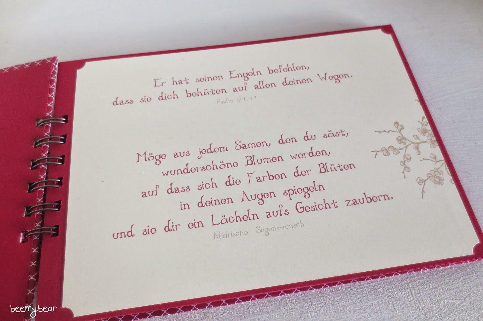 Stampin With Beemybear Gastebucher Gastebuch Hochzeit Gestalten Gastebuch Hochzeit Gastebuch
