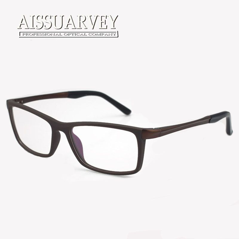 Eyeglasses for men optical frame prescription high quality fashion ...