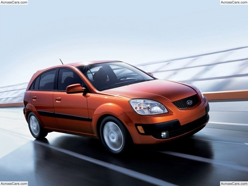 Kia Rio5 2006 Cars Pinterest Cars Kia Rio And Low Cost Cars