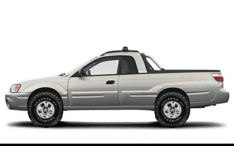 Subaru Pickup Truck 2020 Spy Shoot Pickup Trucks Subaru Car Collection