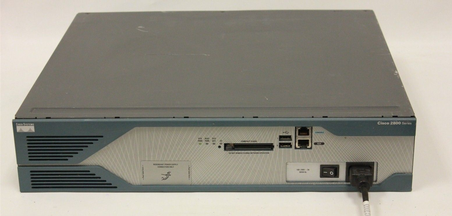 CISCO GIGABIT WIRED ROUTER 2851 V05 | Deals, Computers, Tablets and ...