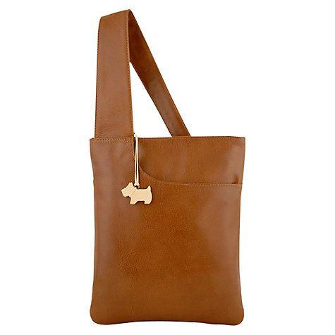 Radley Pocket Medium Leather Cross Body Bag Online At Johnlewis